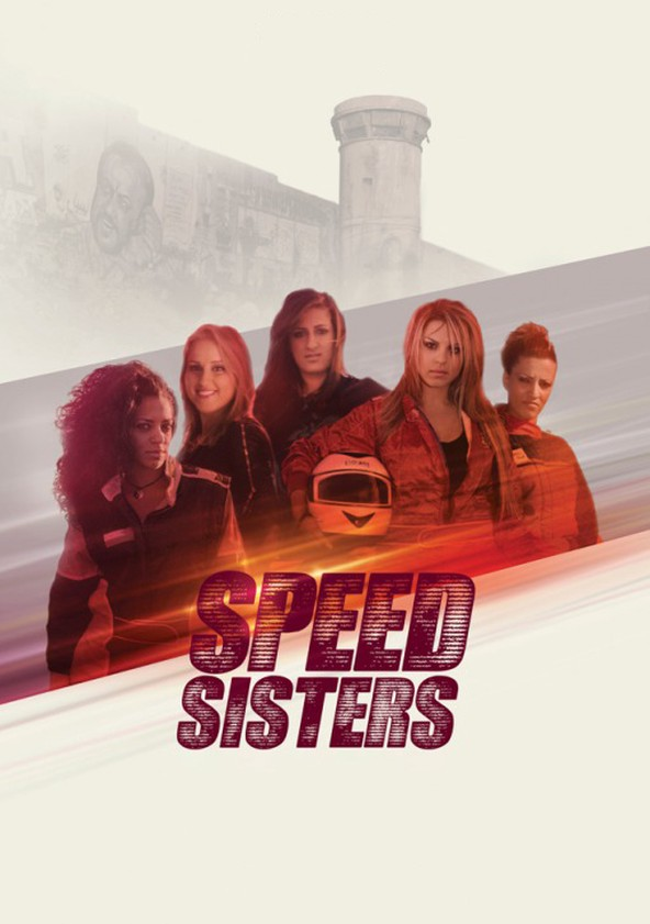 Speed Sisters poster