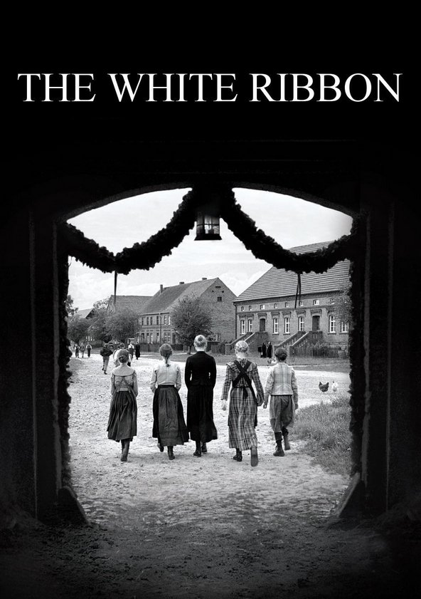 The White Ribbon poster