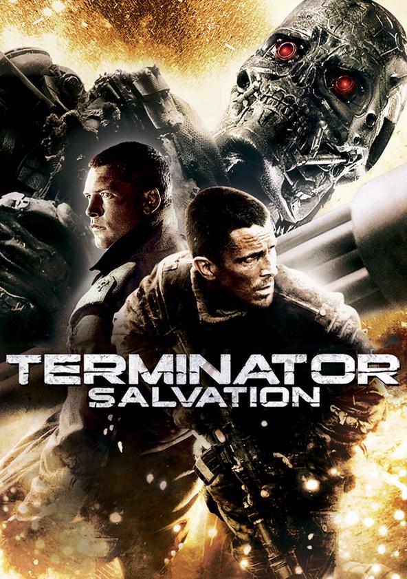 Terminator Salvation poster