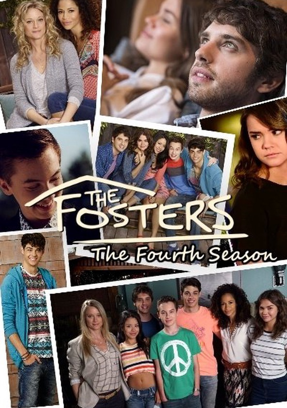 The Fosters Season 4 poster