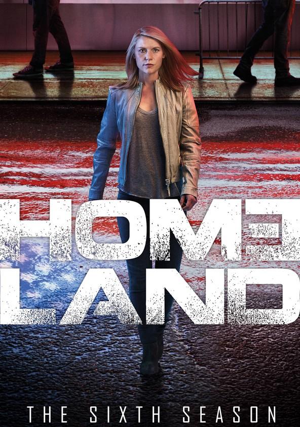 Resultado de imagen de homeland temporada 6