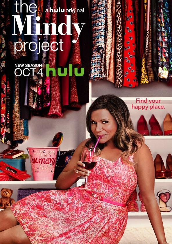 The Mindy Project Season 5 poster