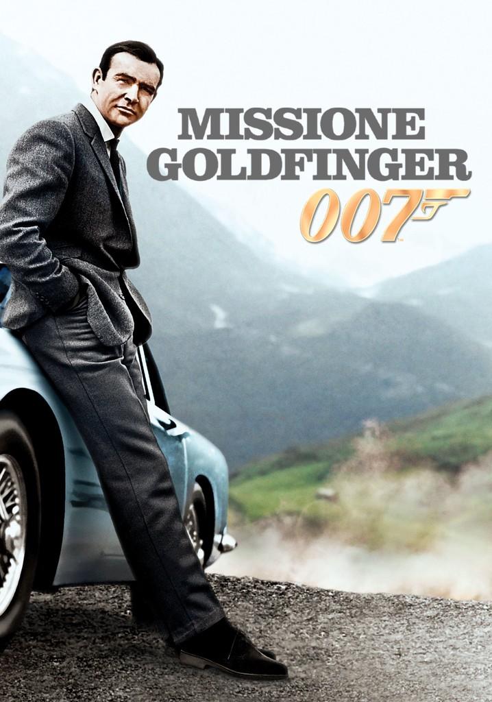 Agente 007 - Missione Goldfinger