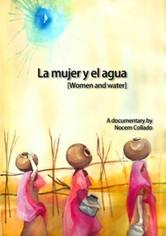La mujer y el agua