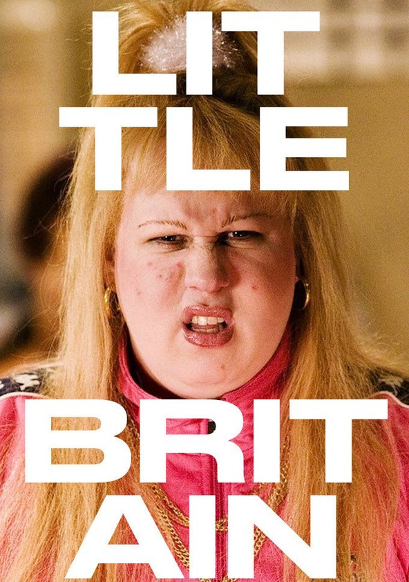 Little Britain poster