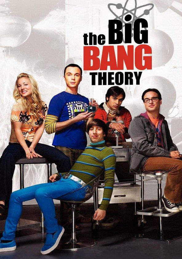 The Big Bang Theory poster