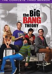 The Big Bang Theory Temporada 3