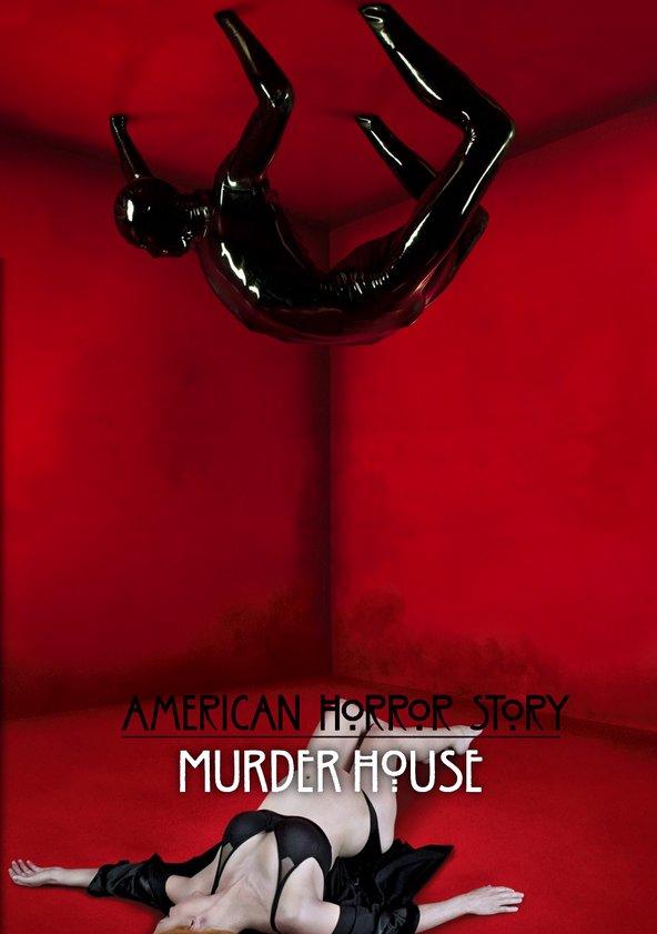 American Horror Story Murder House poster