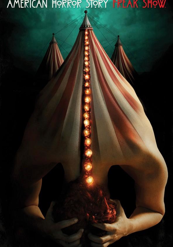 American Horror Story Freak Show poster