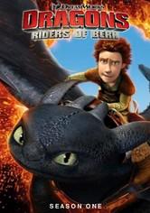 DreamWorks Dragons Riders of Berk