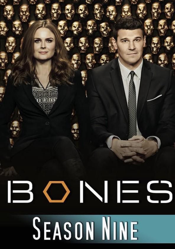 Bones Season 9 poster
