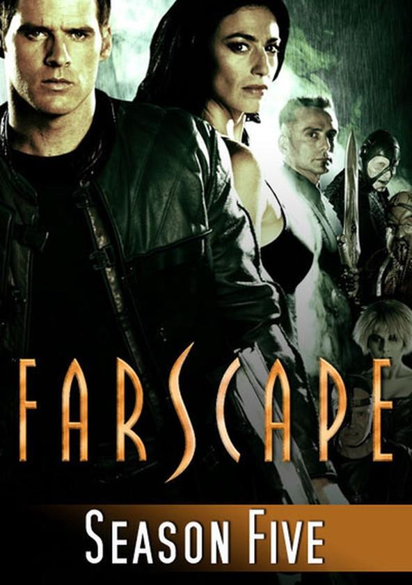 Farscape Temporada 5 [DVD-Rip] Español Castellano
