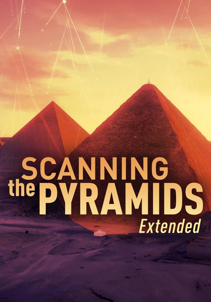 Scanning The Pyramids