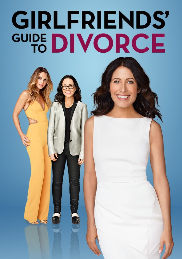 Girlfriends' Guide to Divorce Season 4 poster
