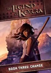 The Legend of Korra Book Three: Change