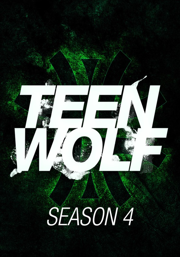 Teen Wolf Temporada 4 poster