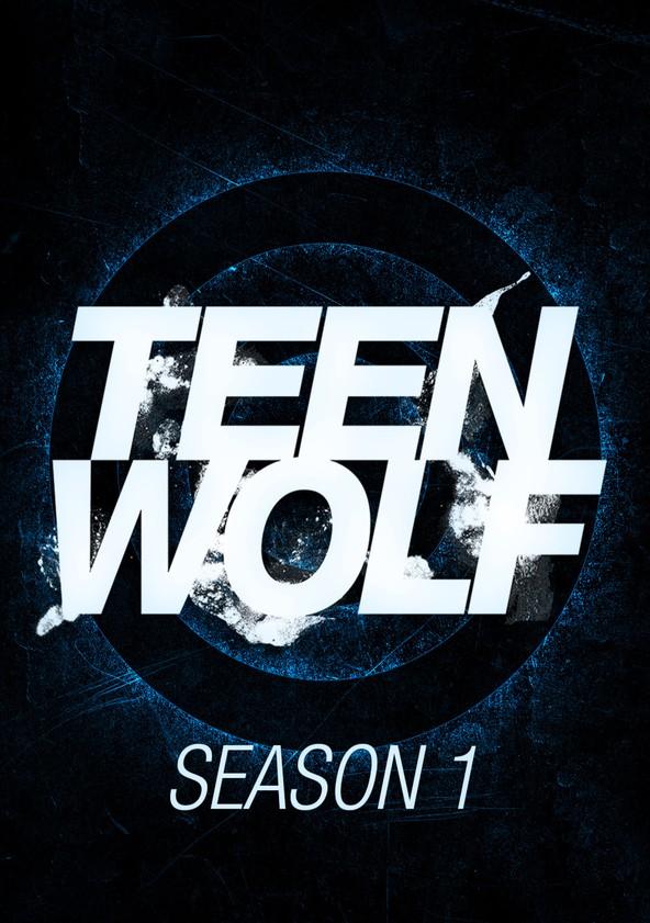 Teen Wolf Season 1 poster