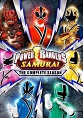 Power Rangers Temporada 18: Samurai