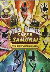 Power Rangers Temporada 19: Super Samurai