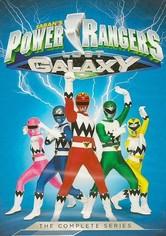 Power Rangers Temporada 7: La Galaxia perdida