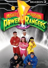 Power Rangers Temporada 3