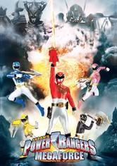 Power Rangers Temporada 20: Megaforce