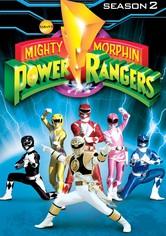 Power Rangers Temporada 2