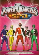 Power Rangers Temporada 13: S.P.D
