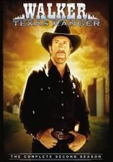 Walker, Texas Ranger Season 2