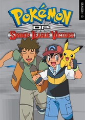 Pokémon Diamond and Pearl: Sinnoh League Victors