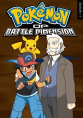Pokémon Diamond and Pearl: Battle Dimension