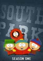 South Park Temporada 1