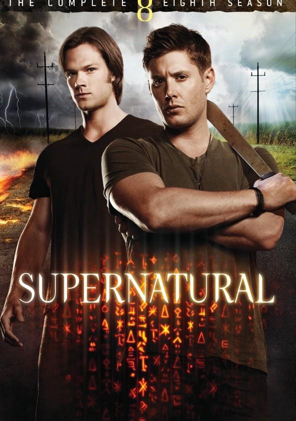 Sobrenatural Temporada 8 poster