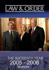 Law & Order Season 16
