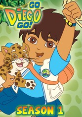 Go Diego Go  streaming tv show online