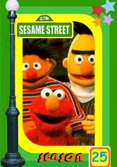 Sesame Street Season 25