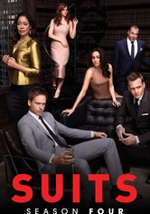 Suits (La clave del éxito) Temporada 4