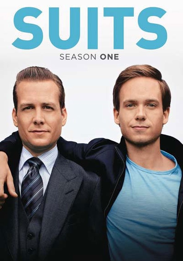 Suits Season 1 - watch full episodes streaming online