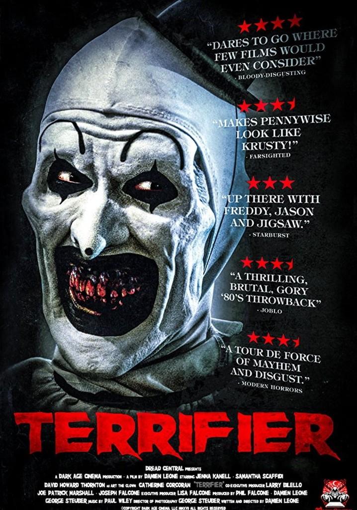 Terrifier - Ein wirklich böser Clown