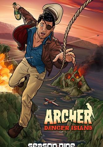 Sezon 9: Danger Island