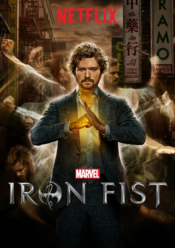 Marvel - Iron Fist poster