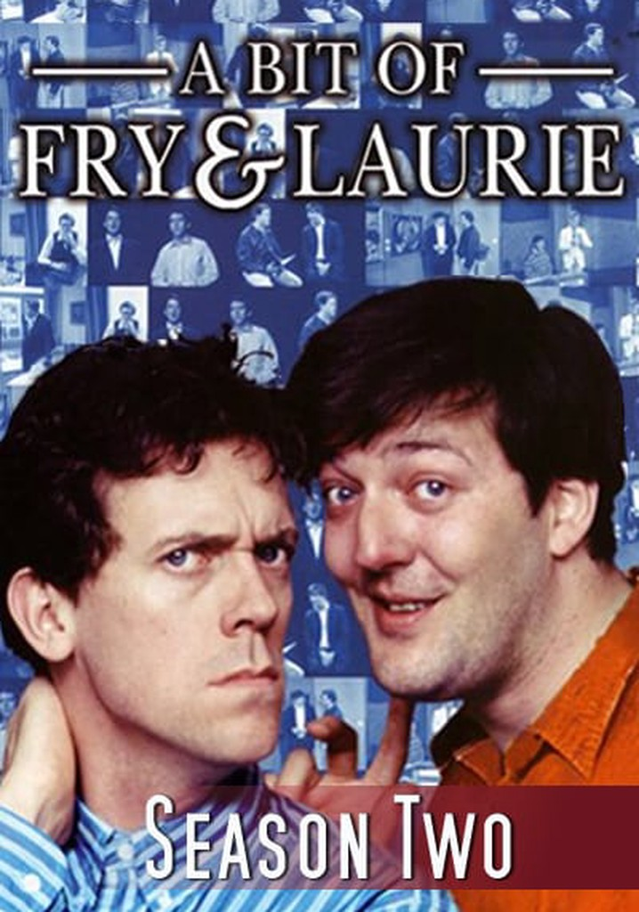 A Bit of Fry and Laurie