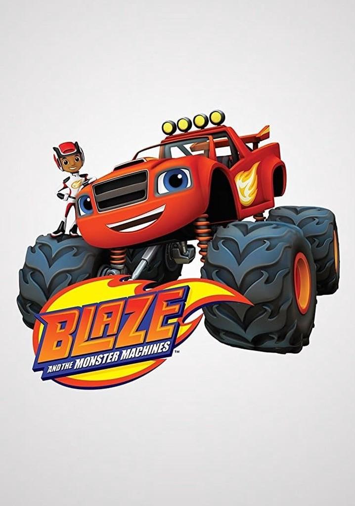 Blaze und die Monster-Maschinen