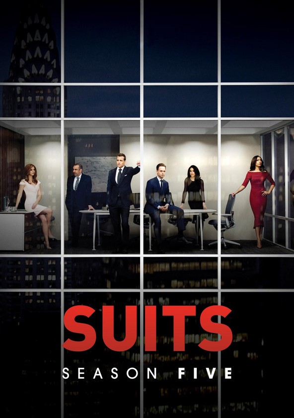 Suits Season 5 - watch full episodes streaming online