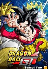 Dragon Ball GT Baby Saga