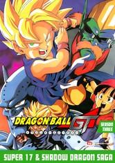 Dragon Ball GT Super 17 & Shadow Dragon Saga