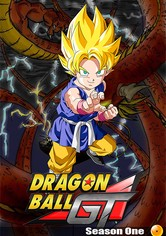 Dragon Ball GT Black Star Dragon Ball Saga