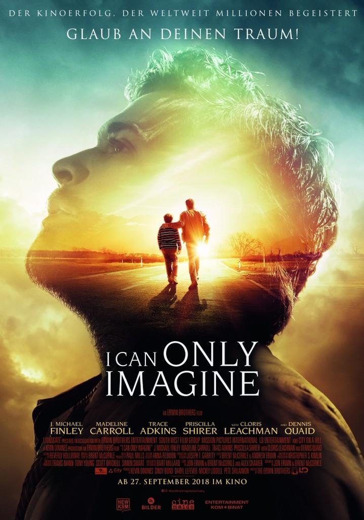 I Can Only Imagine: Der Song meines Lebens