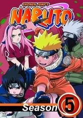 Naruto Season 5