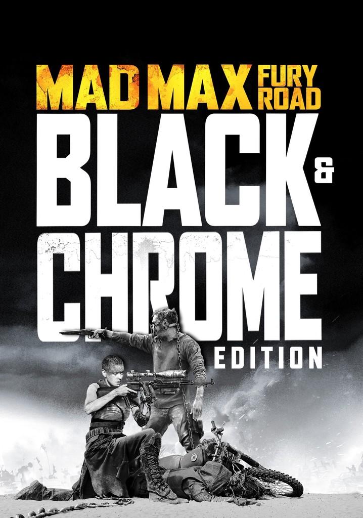 Mad Max: Black & Chrome